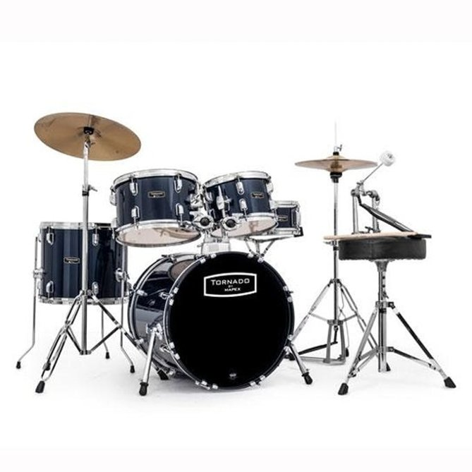 mapex tornado royal blue