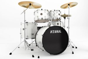 gotowy zestaw perkusyjny