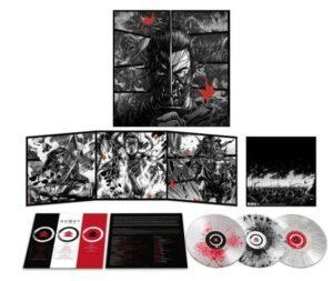 ghost of tsushima vinyl