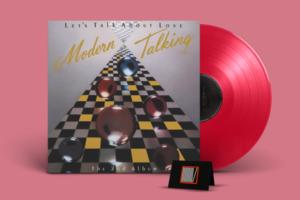 płyta winylowa modern talking