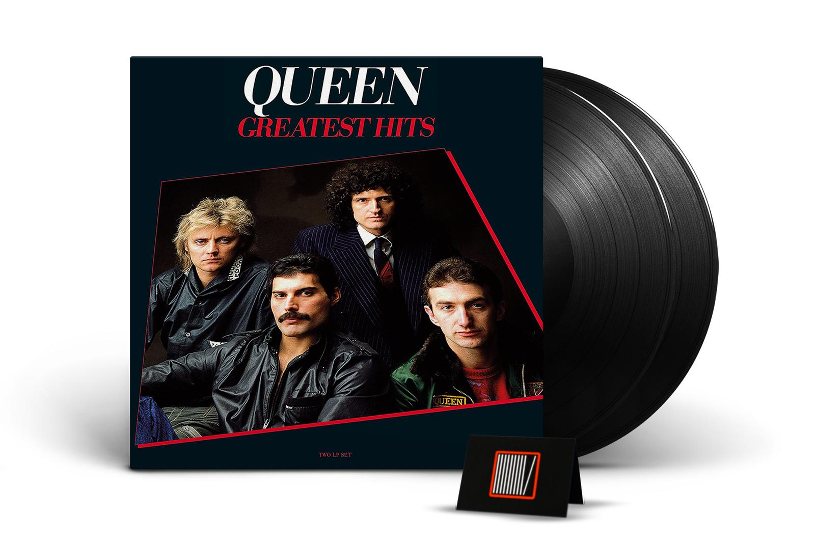 queen greatest hits vinyl